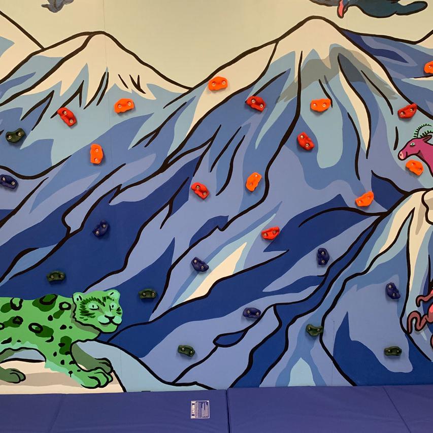 Clinic Murals